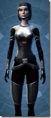 Imperial Cadet - Female Close