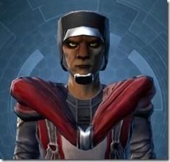 Imperial Cadet Hides Hood