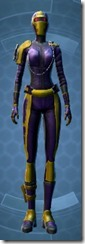 Inscrutable Pursuer Dyed Front