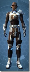 Unbreakable Defender - Male Front