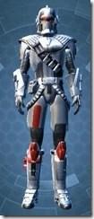 Warstorm Veteran - Male Front