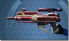 Exarch's Blaster Pistol MK-2 Left