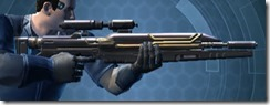 Exarch's Rifle MK-2 Right