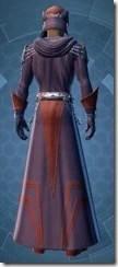 Imperial Advisor - Male Back