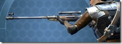 Lone-Wolf's Sniper Rifle MK-2 Left