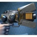 Iokath MK-5 Eliminator's Blaster Pistol