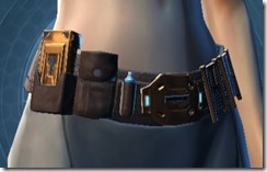 Enigmatic Hero Belt