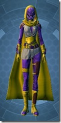 Enigmatic Hero Dyed Front