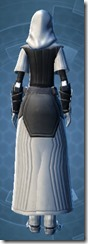 Hoth Defender - Female Back