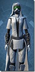 Hoth Defender - Female Close