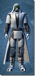 Hoth Defender - Male Front