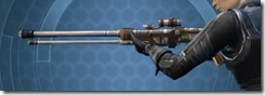 Deadeye's Sniper Rifle MK-2 Left