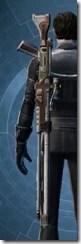 Deadeye's Sniper Rifle MK-2 Stowed
