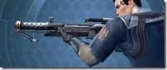 Enforcer's Rifle MK-1 Left