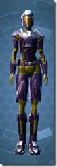 Mandalorian Tracker Dyed Front