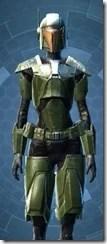 Mandalorian Tracker - Female Close