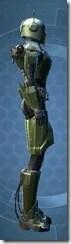 Mandalorian Tracker - Female Right