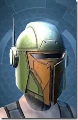 Mandalorian Tracker Helmet