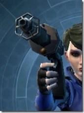 Privateer's Blaster Pistol MK-2 Front