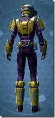 Recon Trooper Dyed Back