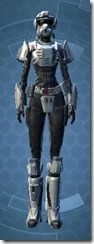 Recon Trooper - Female Front
