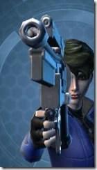 Zakuulan's Blaster Pistol MK-1 Front
