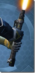 Zakuulan's Lightsaber MK-1 Back