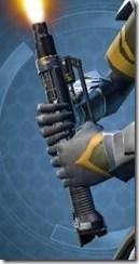 Zakuulan's Lightsaber MK-1 Front
