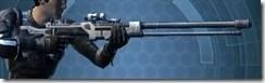 Zakuulan's Sniper Rifle MK-1 Right