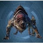 Fierce Thuvasaur