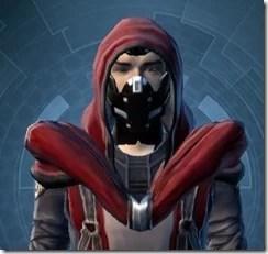 Gifted Shadow Doesn't Hide Hood