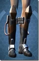 Tythian Disciple Boots