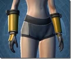 Combat Engineer Gauntlets