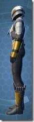 Combat Engineer - Male Left