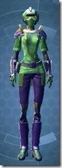 Dynamic Paladin Dyed Front