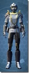 Dynamic Paladin - Male Front