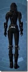 Expert Outlaw - Female Back