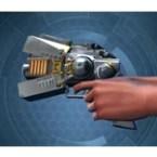 GEMINI MK-5 Eliminator's Offhand Blaster