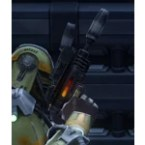 Commanding Mainhand Blaster Pistol / Offhand Blaster Pistol