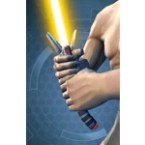 Decorated Bulwark's Lightsaber MK-2