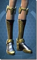 Shikaakwan Royalty Boots