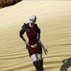 Therisha Ventress – The Harbinger