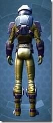 Umbaran Guardian Dyed Back