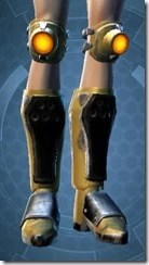 Bionic Warrior Boots