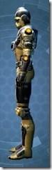 Bionic Warrior - Male Left