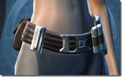 Proficient Hitman Belt