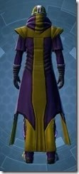 Shadow Disciple Dyed Back