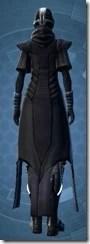 Shadow Disciple - Female Back