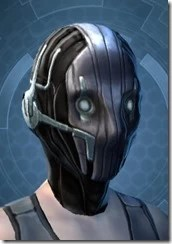 Shadow Disciple Mask