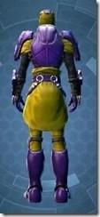 Calculated Mercenary Dyed Back